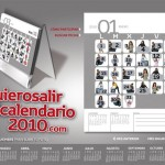 Toyota – I want to appear on the 2010 calendar